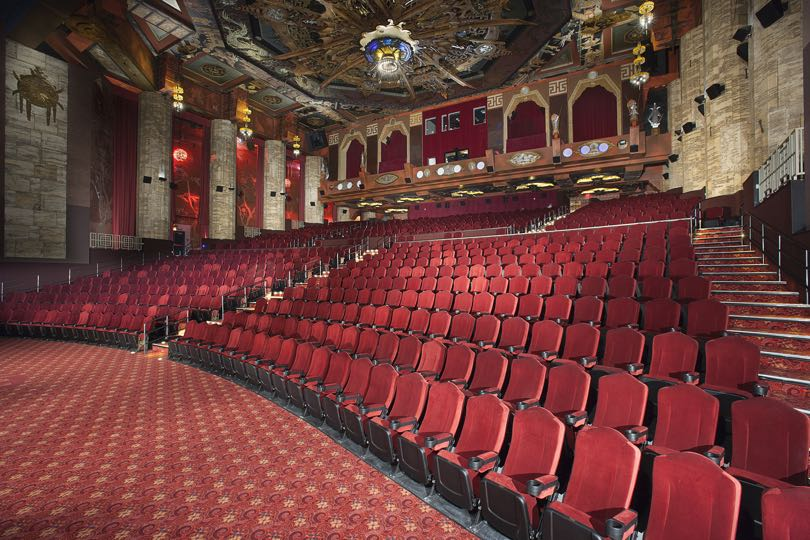 TCL (Grauman's) Theatre - Stadium Seating Enterprises